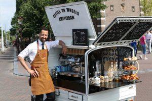 Koffie op wielen